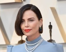 'Fearless' Charlize Theron honoured by Hollywood
