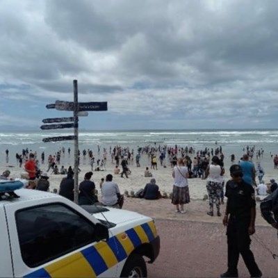 EFF plays race card as police fail to arrest Muizenberg protesters