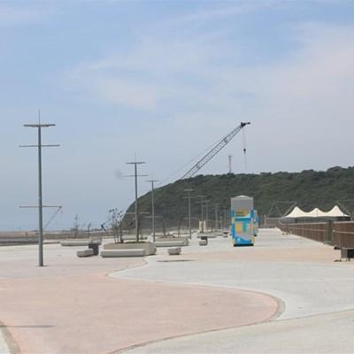 New Durban beachfront promenade opens to the public on 16 November