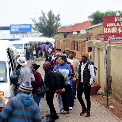 CCMA intervenes in bus strike talks