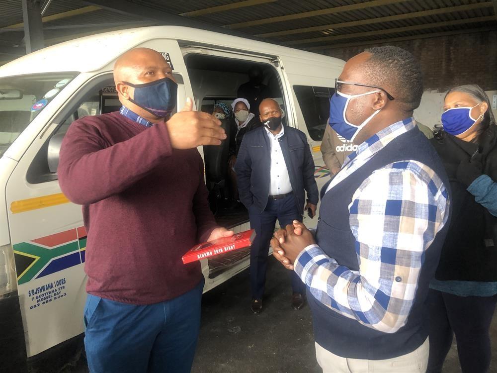 Transport MEC urges end to lockdown