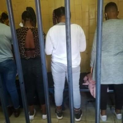Hawks arrest illegal immigrants in Witbank brothel raids