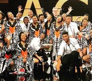 Ndlovu Youth Choir advance to the live shows of America's Got Talent