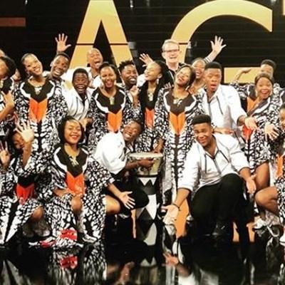 Ndlovu Youth Choir advance to the live shows of America's Got Talent