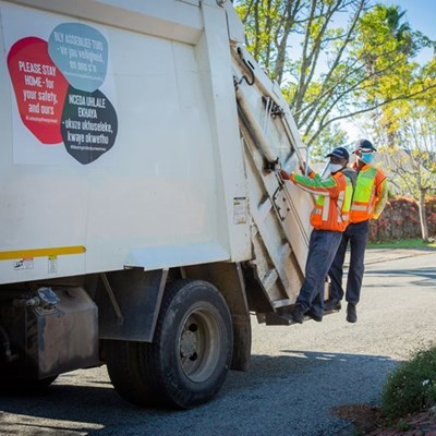 Refuse removal continues over weekend