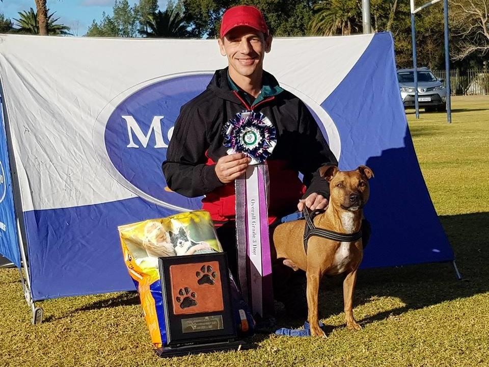 Dog agility trials a barking success