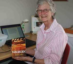 78-jarige se tweede boek verskyn