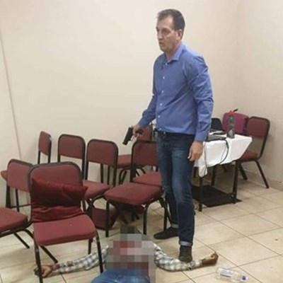 No charges yet, after deadly Centurion church shooting