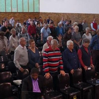 Mossel Bay celebrates Global Day of Prayer