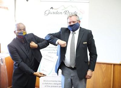 Municipal honours bestowed