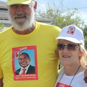 Andre Hanekom dies in Mozambique while in custody for terrorism