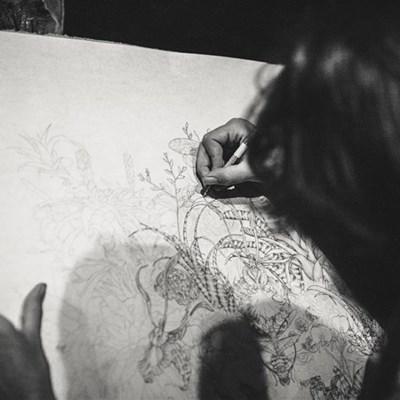 1 000 drawings for art education
