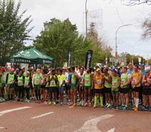 Run the George Madiba Road Race next Saturday