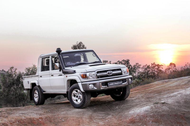 Toyota Land Cruiser: An icon updated | George Herald