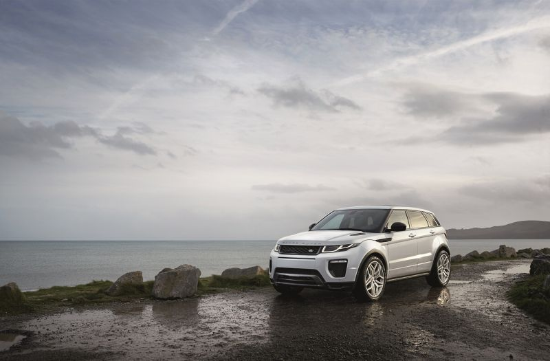 We have more information on the new Range Rover Evoque