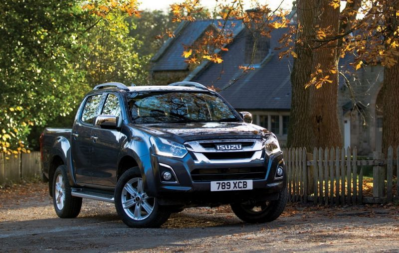 Isuzu Dmax Specs >> Updated Uk Spec Isuzu D Max Kb Dumps 2 5 For 1 9 Engine