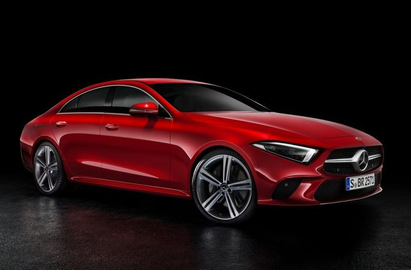 Mercedes Benz Germany >> Mercedes Benz Cls Priced In Germany As First Amg 53 Images Leak