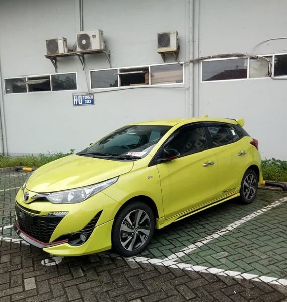 TRD infused Toyota Yaris spied in Indonesia | George Herald