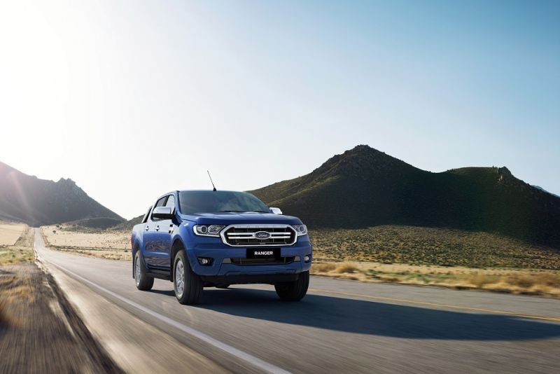 Updated Ford Ranger priced Down Under, arrives in SA next