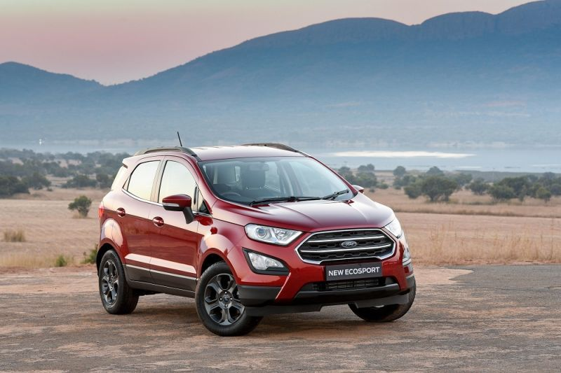 More Aggressive Updated Ford Ecosport Priced George Herald
