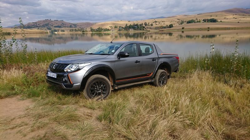 Mitsubishi Triton Athlete wants to run with the best