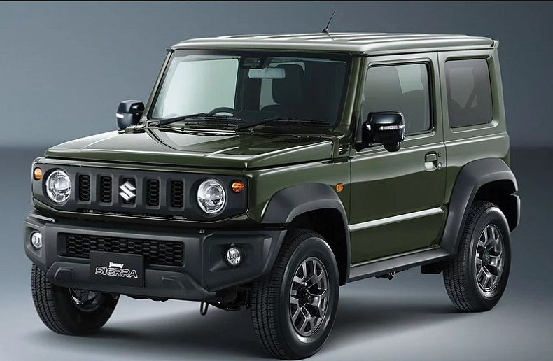 2019 Suzuki Jimny: News, Design, Release >> Technical Details And Price Of New Jdm Suzuki Jimny Leaks