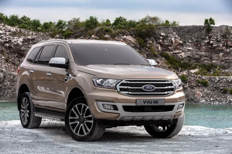 Thailand first stopping point for updated Ford Everest | George Herald