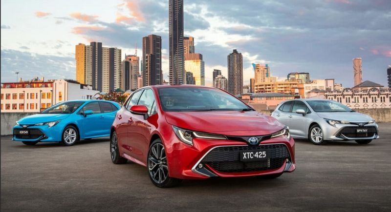 Australia's new Toyota Corolla hatch previews South Africa's