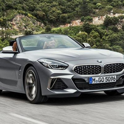 Bmw Z4 Detailed With Boosted Four And Six Cylinder Power George Herald