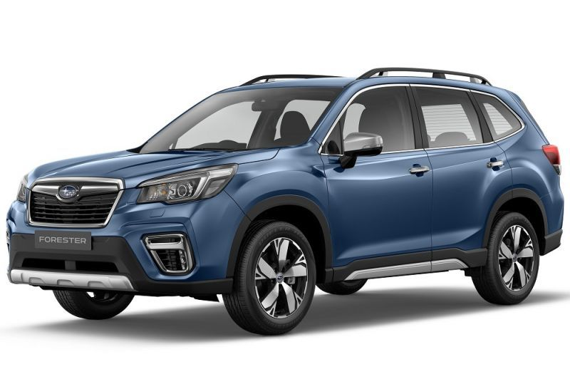 All New Subaru Forester Coming To South Africa In December George