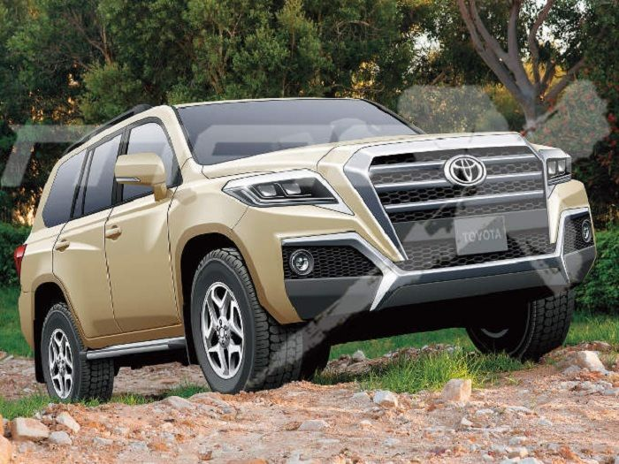 New Generation Of The 2020 Toyota Land Cruiser Coming This Year >> Toyota Revokes Facelift Like Looks Of Next Land Cruiser George