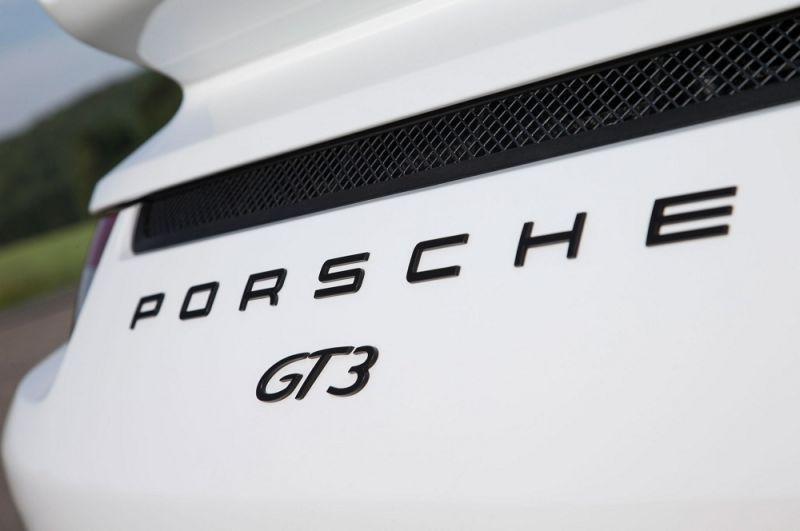 Confirmed: Next Porsche 911 GT3 will breathe normally