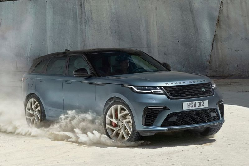 Range Rover Velar SVR touches down as SVAutobiography Dynamic