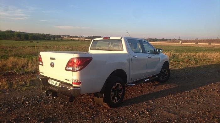 Updated Mazda BT-50 a let down-Autodealer