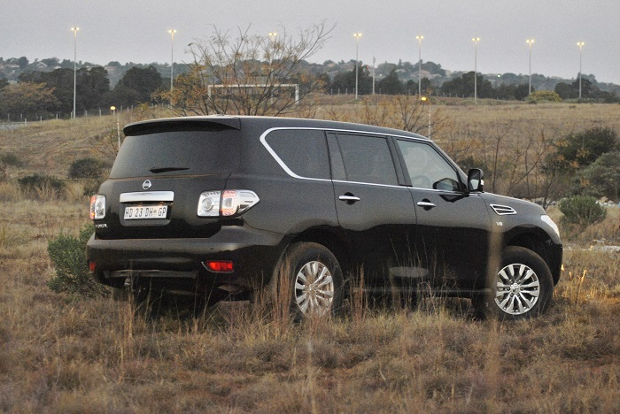 Nissan Patrol is old-school big SUV and proud of it  -Autodealer