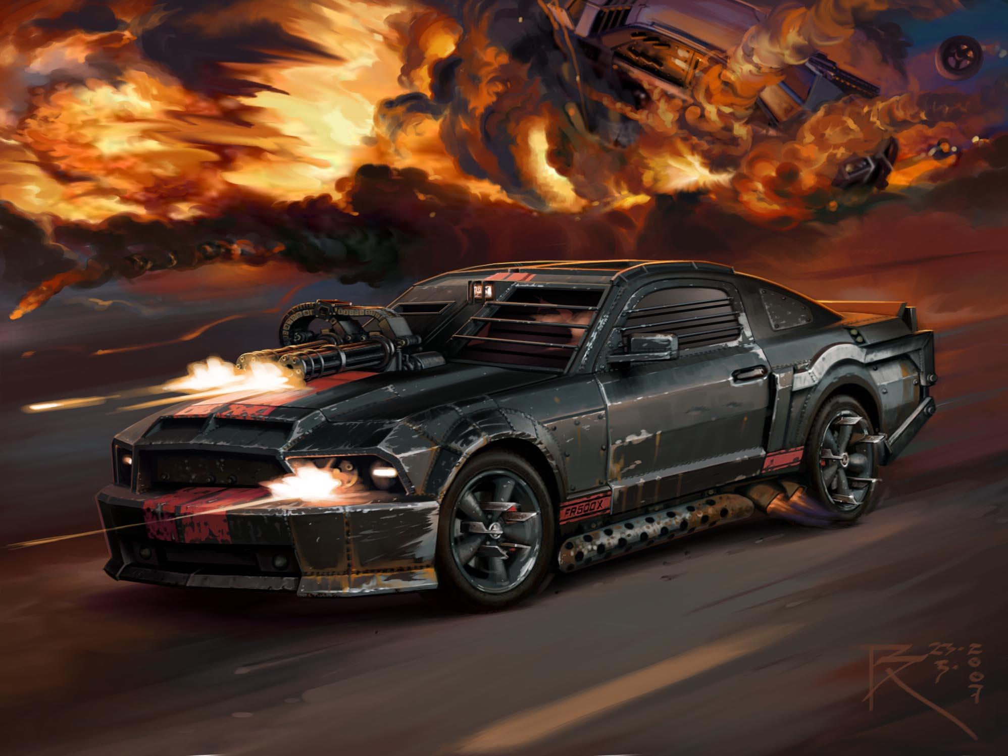 10 Of The Best Movie Mustangs George Herald