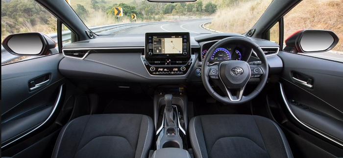 Australia's new Toyota Corolla hatch previews South Africa's next
