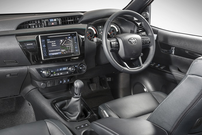 Toyota release new Hilux Dakar Edition-Autodealer