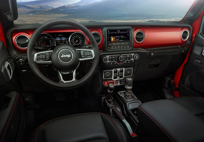 Jeep Gladiator enters pick-up battle in LA-Autodealer