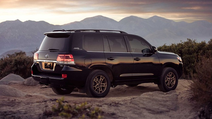 Heritage Edition Toyota Land Cruiser 200 revealed as a US exclusive-Autodealer