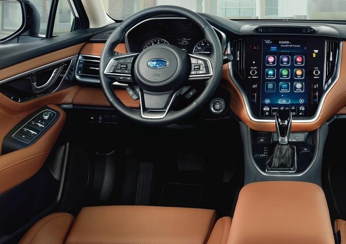 New Subaru Legacy returns to turbo in Chicago-Autodealer