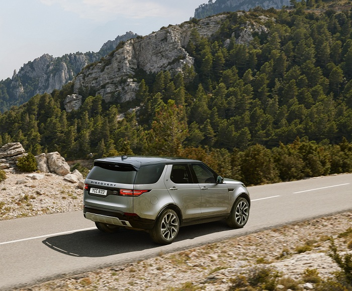 Landmark Land Rover Discovery heading to South Africa-Autodealer