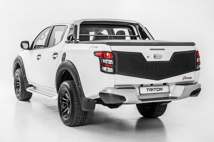Mitsubishi takes Triton to a new Xtreme-Autodealer