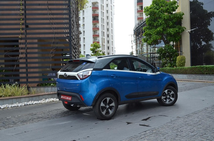 Funky Tata Nexon goes live in India-Autodealer