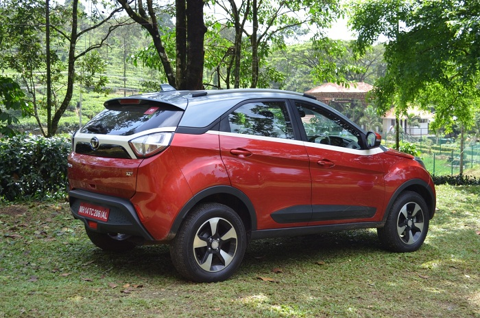 Tata Nexon the R120k crossover you cannot have-Autodealer