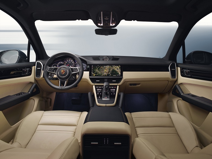 Porsche launches Cayenne in South Africa-Autodealer
