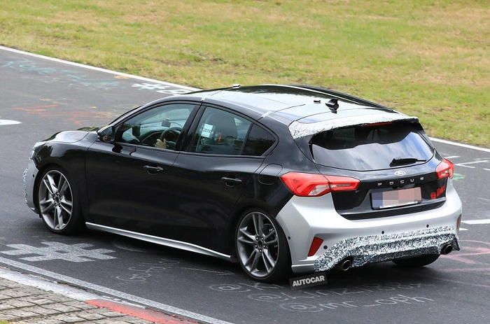 New Ford Focus ST will have RS' 2 3 EcoBoost and no auto
