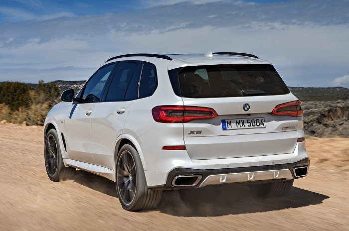 BMW prices all-diesel powered, all-new X5-Autodealer