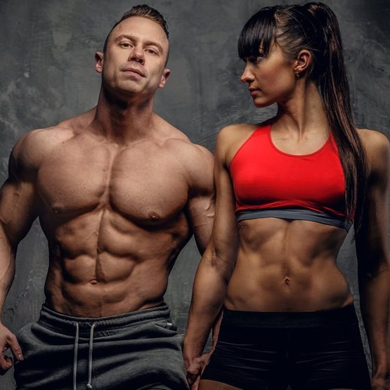 Bodybuilding and fitness challenge