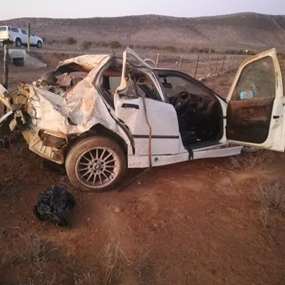 One dead, four injured on N9